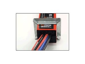Picture of 5 x 7.5 Inch Square Cable Transit Mounting Flange - Single
