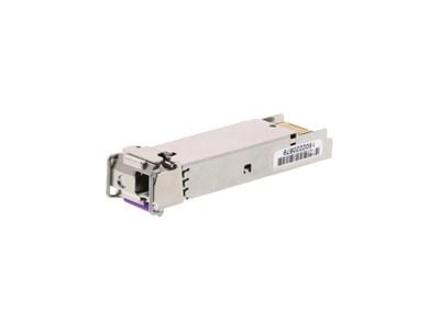 Picture of SFP Bi-Directional Gigabit Fiber Module - 1000Base-BX, LC Singlemode, 10km, TX1490nm/RX1310nm