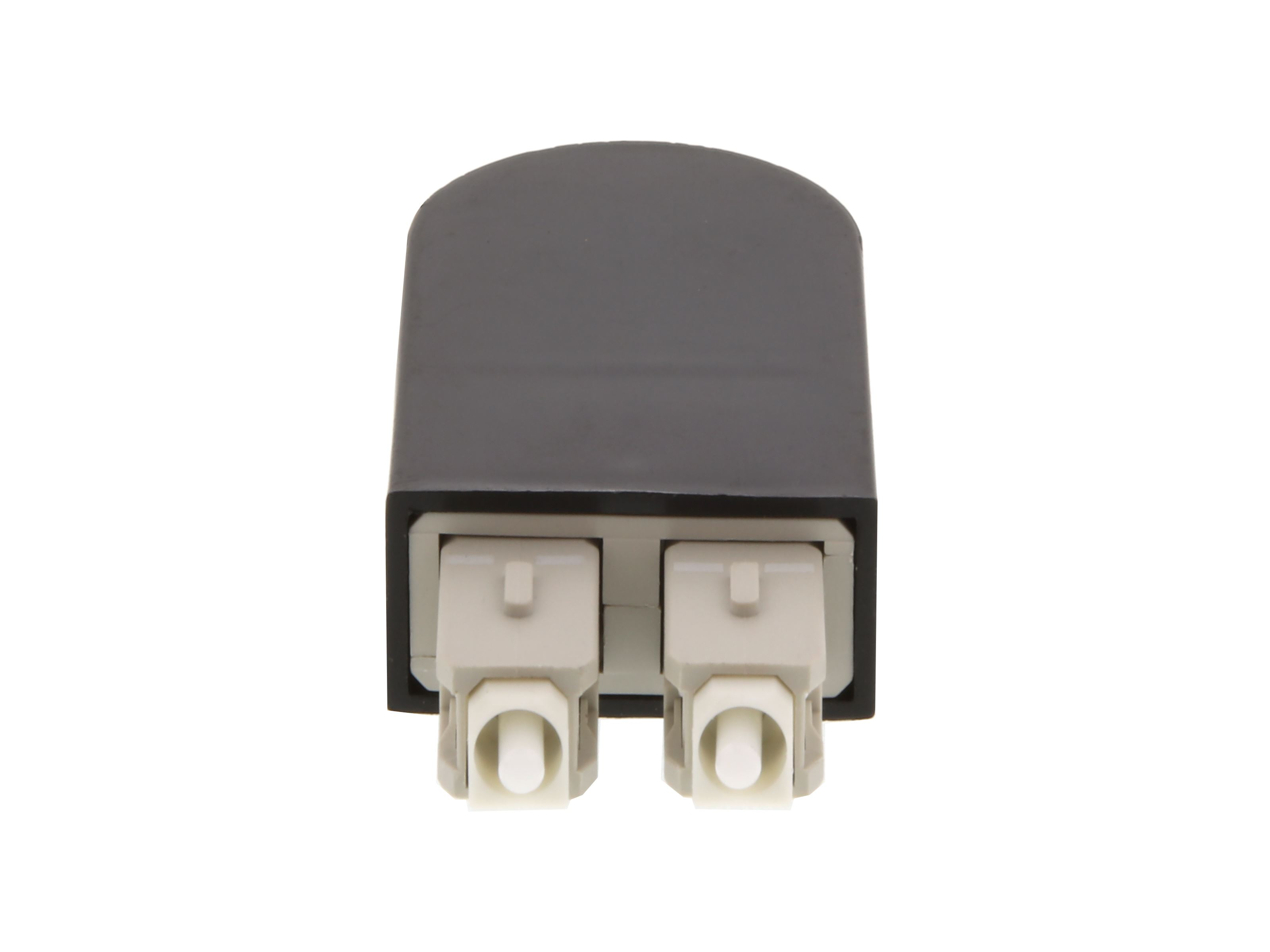 ... Picture of SC Fiber Optic Loopback Adapter (62.5/125)