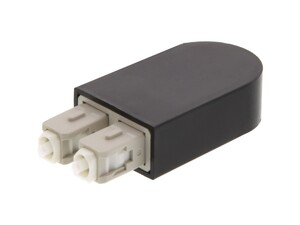 Picture of SC Fiber Optic Loopback Adapter (50/125)