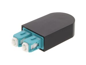 Picture of SC Fiber Optic Loopback Adapter (OM3)