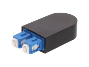 Picture of SC Fiber Optic Loopback Adapter (9/125)