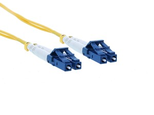 Picture of 5m Singlemode Duplex Fiber Optic Patch Cable (9/125) - LC to LC