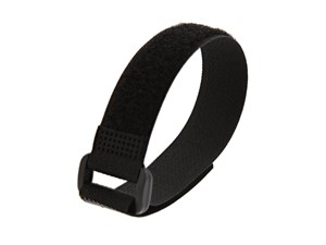 Picture of 10 Inch Black Cinch Strap - 5 Pack