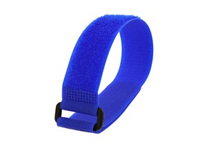 Picture of 12 x 1 Inch Blue Cinch Strap - 5 Pack