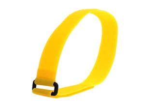 Picture of 18 x 1 Inch Yellow Cinch Strap - 5 Pack