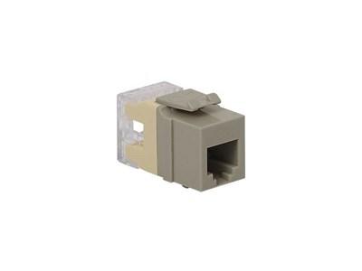 Picture of Modular Keystone Jack - RJ11 (6P6C) HD - Gray