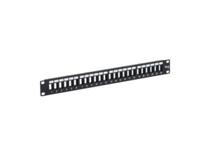 Picture of Flush Mount Hd Blank Patch Panel 24-port 1rms