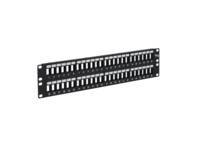 Picture of Flush Mount Hd Blank Patch Panel 48-port 2rms