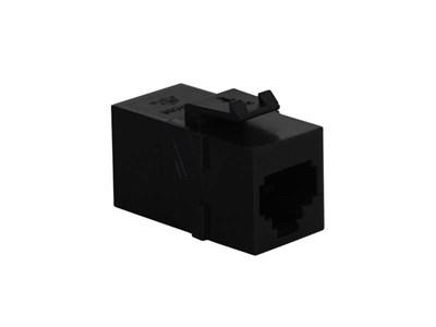 Picture of Module Coupler Rj-11 Pin 1-6 Black