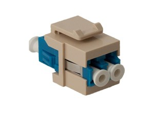 Picture of Module Fiber Optic Lc Duplex Ivory