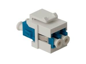 Picture of Module Fiber Optic Lc Duplex White