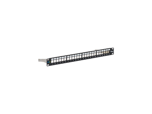 Picture of Patch Panel Cat 6a FTP 24-port 1 Rms