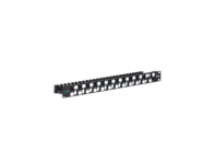 Picture of Cat 6A Utp Patch Panel 24-Port 1 Rms