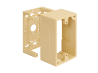 Picture of Junction Box 1-gang Ivory