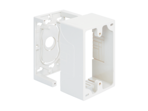 Picture of Junction Box 1-gang White
