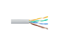 Picture of Solid CAT5e UTP 350 MHz Riser Cable - White - 1000 FT