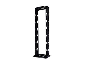 Picture of Cable Management Rack Black 7 Ft
