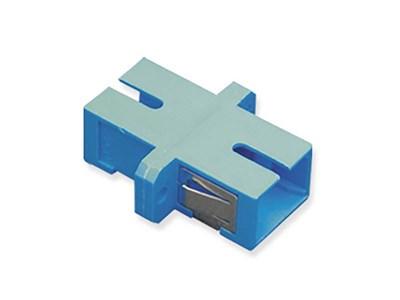 Picture of Sc Fiber Optic Adapter Simplex Ceramic