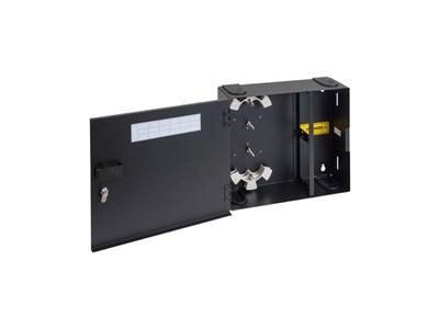 Picture of Fiber Wall Enclosure, 4-Panel ,Single Door