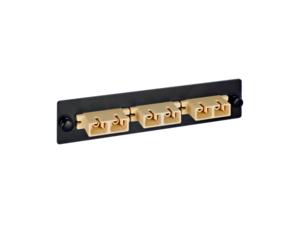 Picture of Sc Fiber Optic Adapter Panel 6-simplex Metal