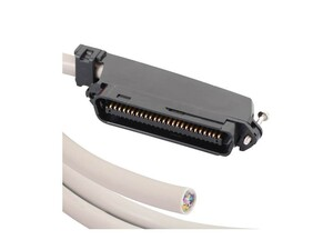 Picture of 25-pair Cable Assembly M-blunt 90 degree