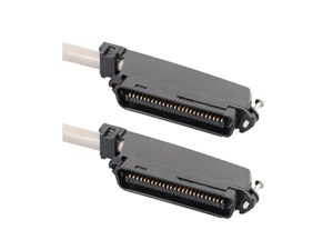 Picture of 25-pair Cable Assembly M-m 90 degree 10