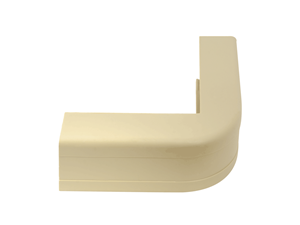 "Picture of Outside Corner 1 3/4"" Ivory 10pk"