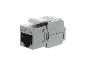 Picture of CAT6A Shielded Keystone Jack