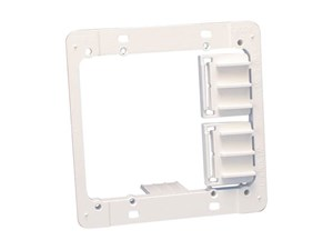 Picture of Low voltage double gang bracket* - Qty 100