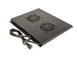 """Picture of Dual Fan Cooling Tray for Networx® 23"""" Deep Server Enclosure"""