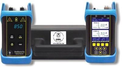 Picture of Fiber OWL 7+ Tier 2 Multimode Certification Test Kit
