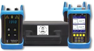 Picture of Fiber OWL 7+ Tier 2 Multimode and Singlemode Certification Test Kit