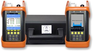 Picture of Fiber OWL 7 BIDI OLTS -- SM w/VFL (SM: 1310/1550 and VFL)