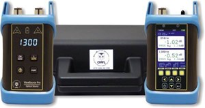 Picture of Fiber OWL 7 Lite / WaveSource Pro Quad -- MM:850/1300 and SM: 1310/1550