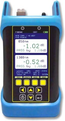 Picture of Fiber OWL 7V optical power meter
