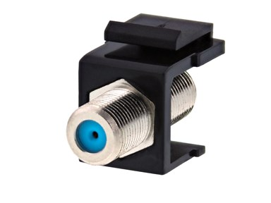 Picture for category Coaxial Keystone Jacks