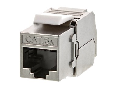 Picture for category Cat6a Keystone Jacks