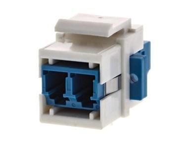 Picture for category Fiber Optic Keystone Jacks