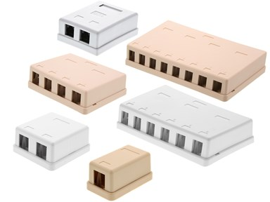 Picture for category Surface Mount Boxes