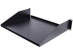 2U Non-Vented Shelf 14 Inches Deep, Single Sided