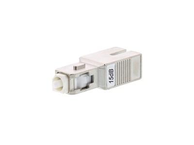 Fiber Optic Attenuator SC/APC 15dB