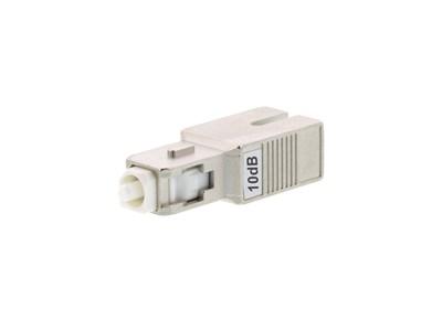 Fiber Optic Attenuator SC/UPC 10dB
