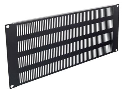 4U Vented Filler Panel
