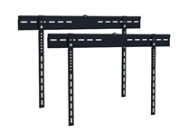 """Picture of BOGO TV Wall Mount - Fixed 9mm Low Profile Mounting - 37"""" to 70"""""""
