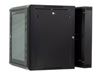 Picture of 15U Swing Out Wall Mount Cabinet - 501 Series, 24 Inches Deep, Flat Packed